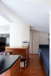 m12 AD designs Casa NARF - Nautical interior design in a private residence