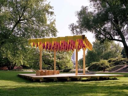 Kawahara Krause Architects Equivocal exhibition at Architektur Galerie Berlin