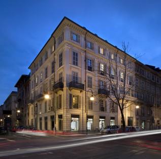 DAP studio new Palestro 3 university residence in Turin