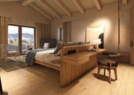 GaS Studio with Parisotto+Formenton Architetti design Casa di Langa sustainable resort