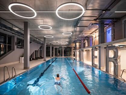 Werk 12 designed by MVRDV and N-V-O Nuyken Von Oefele Architekten winner of DAM Preis 2021