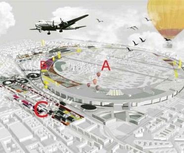Tempelhof: Berlin airport redesigned