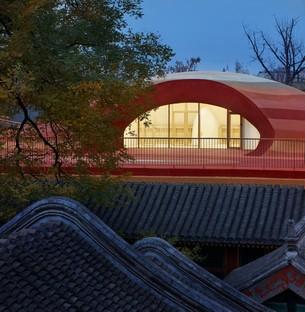 MAD Architects YueCheng Courtyard Kindergarten, Beijing