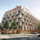 UNStudio and Bauwerk new Van B residences in Munich