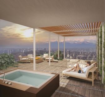 Vudafieri-Saverino Partners new Milano Verticale UNA Esperienze hotel
