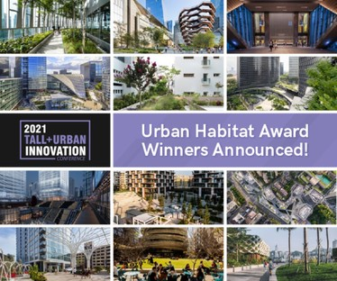 CTBUH names Urban Habitat Award Excellence Projects