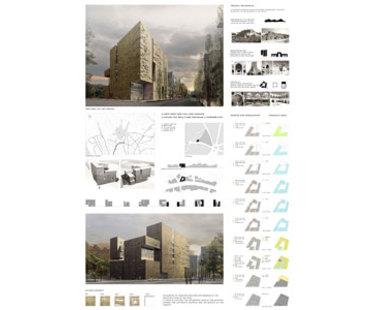 Designing in Teheran – the finalists