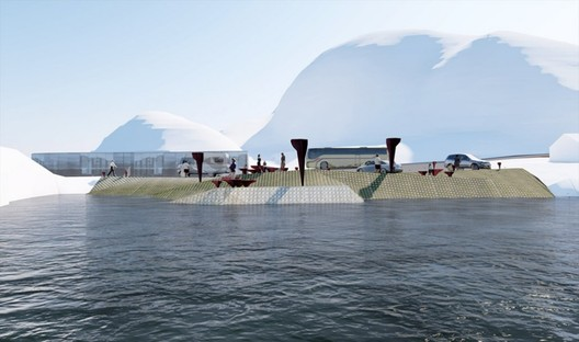 Architecture and Landscape in harmony, in the new 2021 Norwegian Scenic Route projects