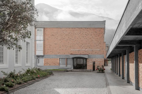 MoDusArchitects' Renovation and expansion of Accademia Cusanus: Structures, Surfaces and Light