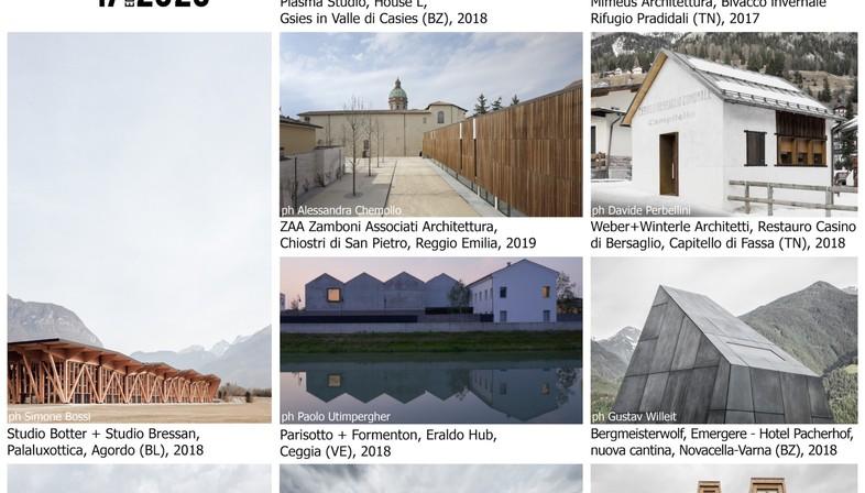 The 17th Premio Architettura Città di Oderzo award