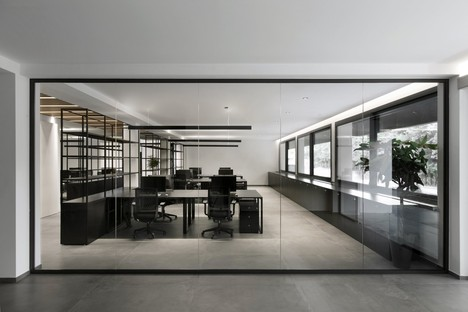 Progetto REb restores a historic pasta factory for Talenti's new Headquarters in Amelia
