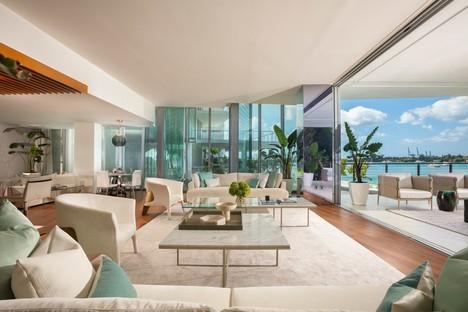 Ateliers Jean Nouvel Monad Terrace residences in Miami Beach