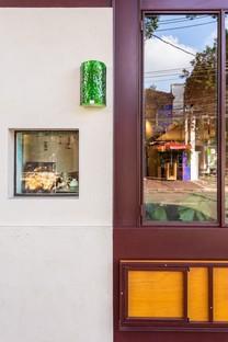 Superlimão designs Basilicata Trattoria, a cosy new restaurant in São Paulo