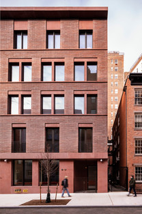 David Chipperfield Architects completes a residential project at 11-19 Jane Street, New York