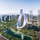 BIG-Bjarke Ingels Group designs O-Tower, Oppo Headquarters in Hangzhou