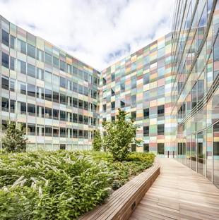 Ferrier Marchetti Studio Paris Region Headquarters in Saint-Ouen, France