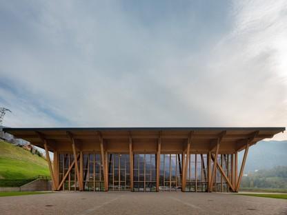 Palaluxottica by Studio Botter and Studio Bressan wins the Premio Architettura Città di Oderzo award