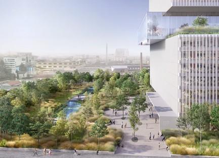 Piuarch designs new Snam headquarters in Milan