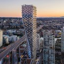 Vancouver House designed by BIG studio named Best Tall Building Worldwide 2021