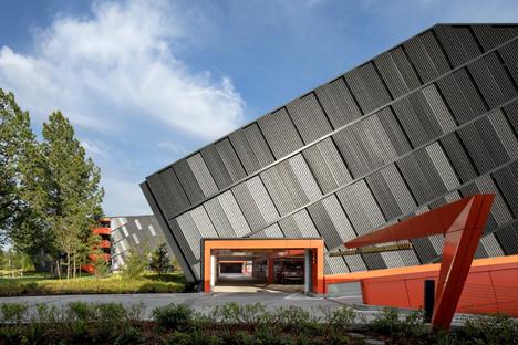 SRG Partnership designs NYC Garage at Nike World Headquarters in Oregon
