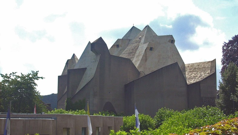 Farewell to Gottfried Böhm, forerunner of contemporary sacred architecture