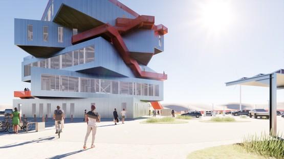 MVRDV designs new project for the Port of Rotterdam