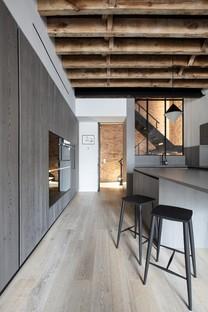 Archi-Tectonics designs 512GW Townhouse in New York