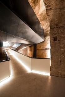 Stefano Boeri Architetti designs new entrance to the Domus Aurea