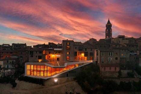 MC A - Mario Cucinella Architects Palazzo Senza Tempo: a timeless building in Peccioli