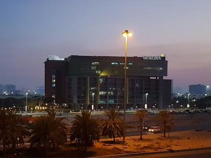 nEmoGruppo and The National Abu Dhabi interiors