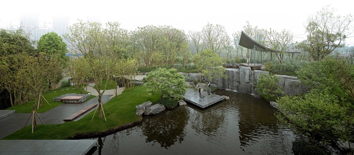 The finalists for the 2021 World Building of the Year and Landscape of the Year awards
