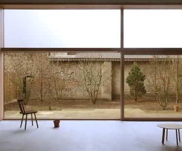 Philipp von Matt Architects between architecture and art O12 – Artist House in Berlin