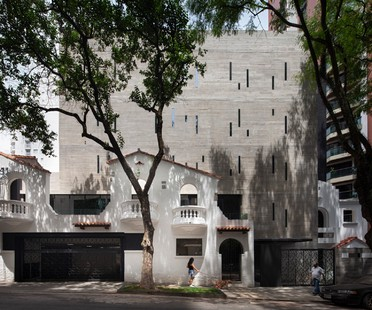 Kruchin Arquitetura Edith Blumenthal Building: merging old and new in Sao Paulo