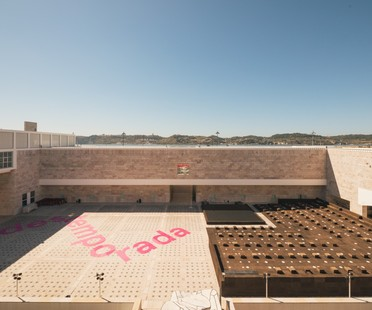 Bak Gordon Arquitectos' Ephemeral Architecture for Centro Cultural de Belém, Lisbon