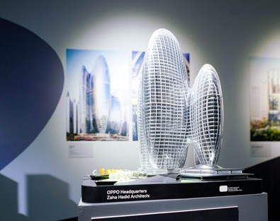 ZHA Close Up – Work & Research exhibition at MAM Shanghai