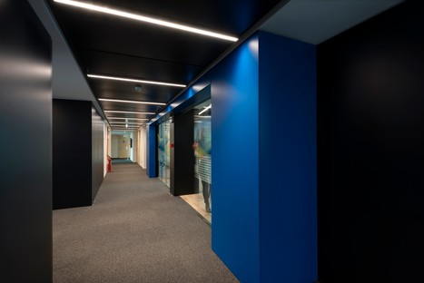 Lombardini22 DEGW division, new offices and headquarters for Metro and Telepass