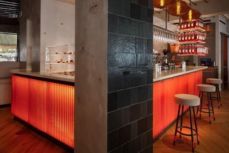 Vudafieri-Saverino Partners Interior Design for Terrazza Aperol in Venice
