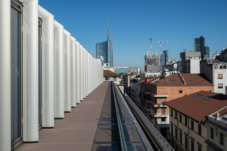 Asti Architetti redesigns and redevelops a part of the city in Milan