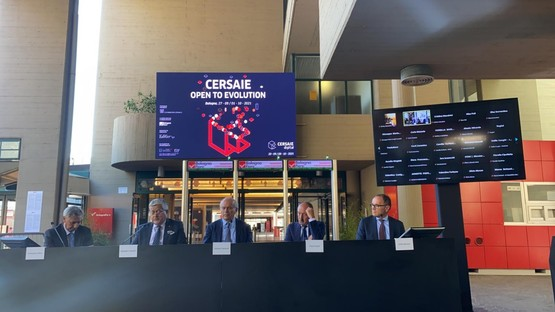 Cersaie, International Exhibition of Ceramics for Architecture and Bathroom Furnishings