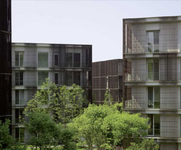 David Chipperfield Architects' Ninetree Village in Hangzhou (China) wins the Leaf Award
