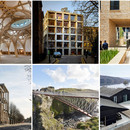 The six finalist architectural works of the RIBA Stirling Prize 2021
