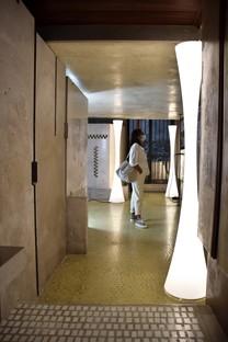 Daniele Lauria curates Together in Venice in Carlo Scarpa's Negozio Olivetti