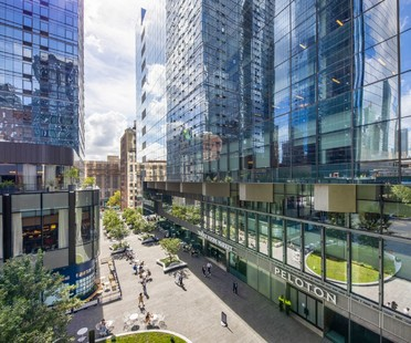 SOM Skidmore, Owings & Merrill - Manhattan West renovates Far West Side in New York