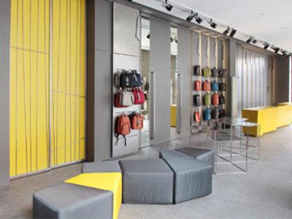 Tucano Showroom in Milan - Roberto Paoli