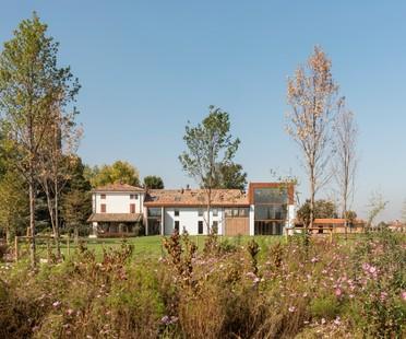 Carlo Ratti and Italo Rota design The Greenary Mutti House in Parma