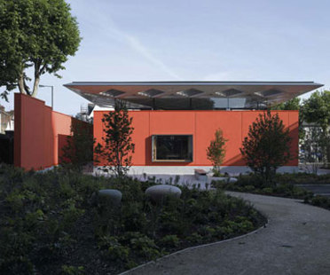 2009 RIBA Stirling Prize goes to Richard Rogers' Maggie's Centre