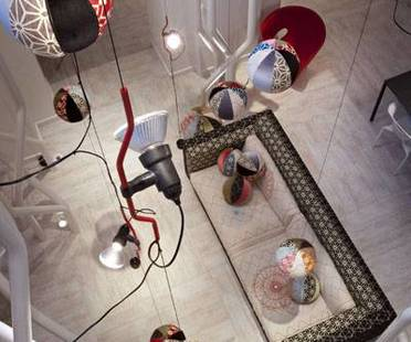 Flos-Moroso Showroom in London