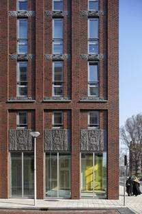 Iconographic façades by Studio Job, Amsterdam