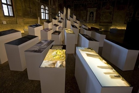 Zaha Hadid Architecture Table and Exhibition