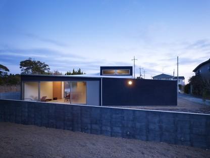 House in Kujyukuri by Kimihiko Okada, Japan